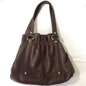 Nordstrom Leather Hobo Purse